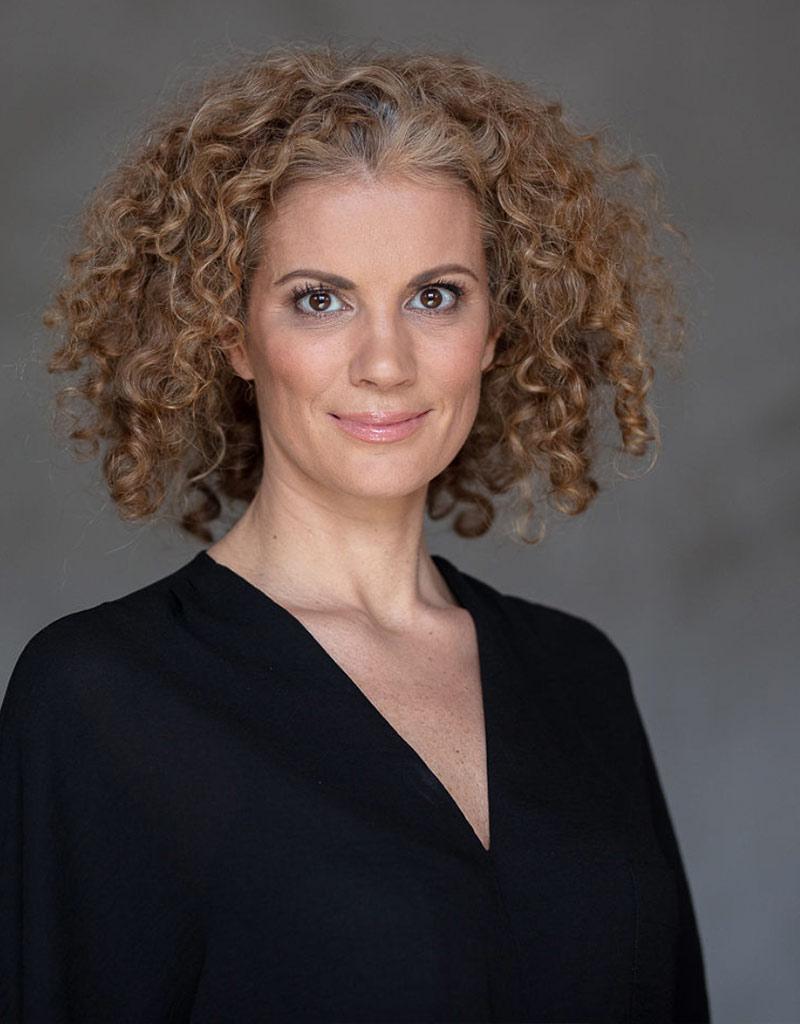 Kerstin Linnartz - Moderation - die ansager