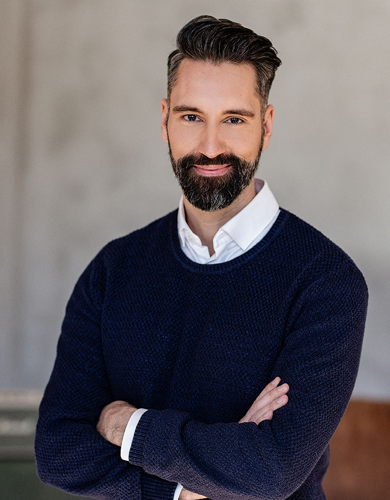 die ansager - Moderation - Tim Feldner